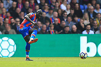 Mamadou Sakho of Crystal Palace during Crystal Palace vs Brighton & Hove Albion, Premier League Football at Selhurst Park on 14th April 2018