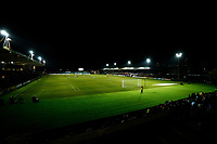 A general view of Rodney Parade during the Sky Bet League Two match between Newport County and Crawley Town at Rodney Parade, Newport, Wales, UK. 19 January 2018