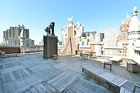 Roof Deck at 25 Tudor City Place