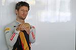 Romain Grosjean (FRA) Lotus Renault F1 Team<br />  Foto &copy; nph / Mathis