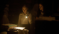 AnnaSophia Robb & Victoria Moroles <br /> Down a Dark Hall (2018) <br /> *Filmstill - Editorial Use Only*<br /> CAP/RFS<br /> Image supplied by Capital Pictures