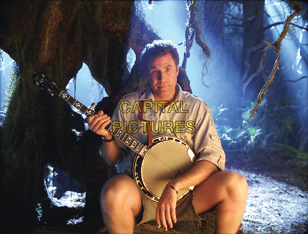 WILL FERRELL.in Land of the Lost.*Filmstill - Editorial Use Only*.CAP/FB.Supplied by Capital Pictures.