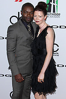 BEVERLY HILLS, CA - OCTOBER 21: David Oyelowo, Jessica Oyelowo at 17th Annual Hollywood Film Awards held at The Beverly Hilton Hotel on October 21, 2013 in Beverly Hills, California. (Photo by Xavier Collin/Celebrity Monitor)