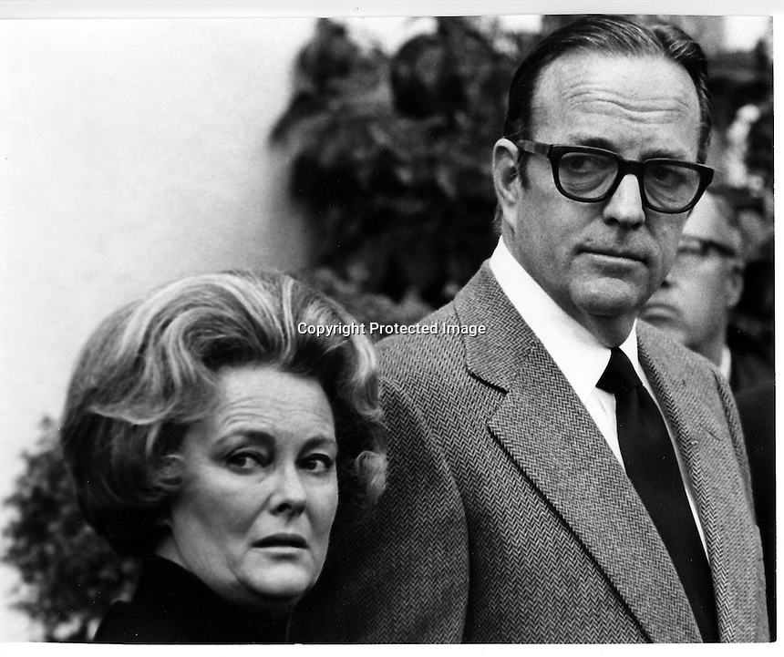 Randolph Apperson Hearst &quot;Randy&quot; and wife Catherine <br />