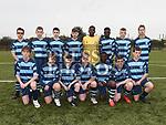 Moneymore U-14. Photo:Colin Bell/pressphotos.ie