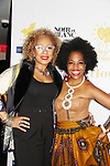 Tamara Tunie, Rhonda Ross - Hearts of Gold All That Glitters 25th Anniversary VIP Reception and Live Auction celebrating 25 years of support to New York City's homeless mothers and their children on November 7, 2019 at the 40/40 Club, New York City, New York.(Photo by Sue Coflin/Max Photos)