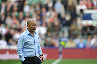 Eddie Jones, England Head Coach, before the RBS 6 Nations match between England and Scotland at Twickenham Stadium on Saturday 11th March 2017 (Photo by Rob Munro/Stewart Communications)