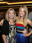 Presenters The Bold and The Beautiful Kim Matula with her mom Karin at the 38th Annual Daytime Entertainment Emmy Awards 2011 held on June 19, 2011 at the Las Vegas Hilton, Las Vegas, Nevada. (Photo by Sue Coflin/Max Photos)