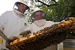 Department of Agriculture - Bee Keeper JIm GarrisonMembers of the congregation give their Vision offering at Oasis Church on Vision Sunday (Photo by Frederick Breedon)