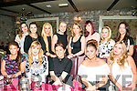 Girls night out on Saturday night at Cassidy's front l-r  Kelly Flanagan, Lorraine Horan, Ciara Sheridan, Sean O'Shea and Aishling Conway. Back l-r Licy Jane McCarthy, Aite, Laura Dubinskaite, Inga Balsiene, Jurgita Reminiene, Nicola O'Carroll, Sharon O'Brien and Sinead Chanie