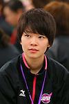 Shiori Koike (JPN), APRIL 21, 2013 : The Building up Team Japan 2013 for Sochi at Ajinomoto NTC, Tokyo, Japan. (Photo by AFLO SPORT)