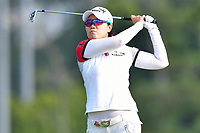 SINGAPORE - FEBRUARY 01: Jeong Eun Lee of South Korea on the 11th fairway during the second round of the HSBC Women's World Championship 2019 at Sentosa Golf Club - Tanjong Course, Singapore on March 01, 2019.<br /> .<br /> .<br /> .<br /> (Photo by: Naratip Golf Srisupab/SEALs Sports Images)<br /> .<br /> Any image use must include a mandatory credit line adjacent to the content which should read: Naratip Golf Srisupab/SEALs Sports Images