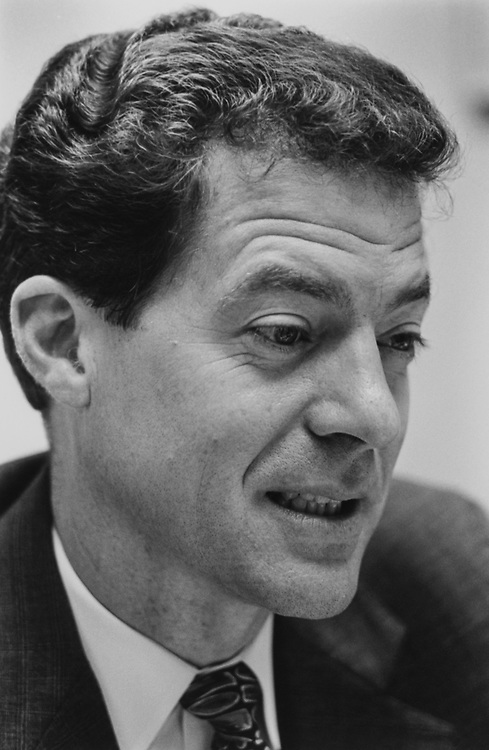 Rep. Sam Brownback, R-Kans. 1995 (Photo by Maureen Keating/CQ Roll Call via Getty Images)