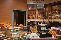 Europe/France/Ile de France/75011/Paris: Boulangerie, Maison Landemaine,130, rue de la Roquette [Non destiné à un usage publicitaire - Not intended for an advertising use]