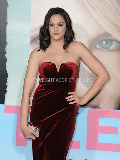 www.acepixs.com<br /> <br /> February 7 2017, LA<br /> <br /> Kelen Coleman arriving at the premiere Of HBO's 'Big Little Lies' at the TCL Chinese Theatre on February 7, 2017 in Hollywood, California.<br /> <br /> By Line: Peter West/ACE Pictures<br /> <br /> <br /> ACE Pictures Inc<br /> Tel: 6467670430<br /> Email: info@acepixs.com<br /> www.acepixs.com