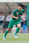 Riko Ueki (Beleza), APRIL 15, 2017 - Football / Soccer : Plenus Nadeshiko League Cup 2017 Division 1 match between NTV Beleza 2-0 Niigata Albirex Ladies at Tama City Athletic Stadium in Tokyo, Japan. (Photo by Yusuke Nakanishi/AFLO)