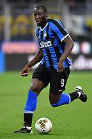 Romelu Lukaku of FC Internazionale <br /> Milano 6-10-2019 Stadio Giuseppe Meazza <br /> Football Serie A 2019/2020 <br /> FC Internazionale - Juventus FC <br /> Photo Andrea Staccioli / Insidefoto