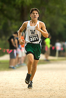 Photography of Woodlawn's  men and women competing at the 6th Annual Hare & Hounds Invitational Race at McAlpine Greenway Park, In Charlotte, NC.<br /> <br /> Charlotte Photographer - PatrickSchneiderPhoto.com