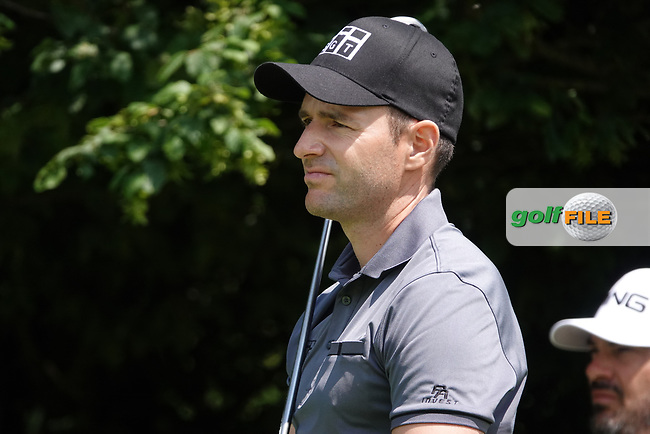 Marcel Schneider (GER) in action during the third round of the Hauts de France-Pas de Calais Golf Open, Aa Saint-Omer GC, Saint- Omer, France. 15/06/2019<br /> Picture: Golffile | Phil Inglis<br /> <br /> <br /> All photo usage must carry mandatory copyright credit (© Golffile | Phil Inglis)