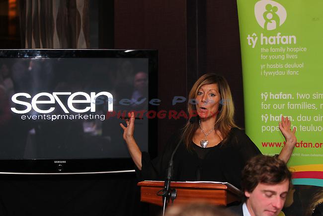 Ty Hafan Celebrity Chef.Anna Ryder Richardson.Maldron Hotel.26.09.12.©Steve Pope