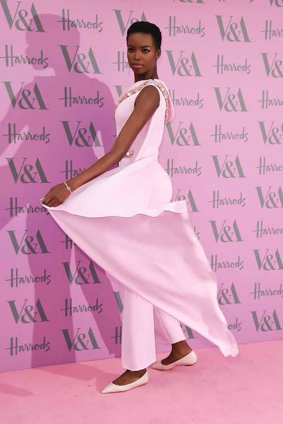 Maria Borges<br /> arriving for the V&A Summer Party 2018, London<br /> <br /> ©Ash Knotek  D3410  20/06/2018