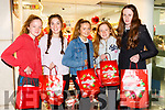 Enjoying the CH Chemist Customer Evening on Friday were Laura Dunne, Sinead Mckeon, Katie Enright, Milly Dunne and Aoife Galvin
