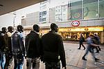18.03.2020, Innenstadt, Dortmund , Dortmund Innenstadt <br /> <br /> im Bild   picture shows:<br /> Die meisten Geschaefte in der Dortmunder Innenstadt bleiben vorerst geschlossen. <br /> <br /> <br /> Foto © nordphoto / Rauch