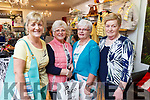 Models taking part in the annual Paco fundraiser in Tralee on Friday morning with funds raised going to Nano Nagle School in Listowel. Pictured were: Madeline Brosnan (Kilmoyley), Dolores O'Connor (Tralee), Sheila Sayers (Derryquay) and Sheila Kennedy (Annascaul).