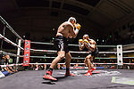 AJ Carter VS Igor Milhaljevic - Heavyweight Contest