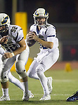 Torrance, CA 09/25/15 - Jason Kehl (El Segundo #12) in action during the El Segundo - Torrance varsity football game at Zamperini Field of Torrance High School
