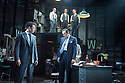 Ink by James Graham, directed by Rupert Goold. With Bertie Carvel as Rupert Murdoch, Richard Coyle as Larry Lamb. Opens at The Almeida Theatre on 27/6/17.