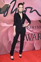 Kate Beckinsale<br /> at the Fashion Awards 2016, Royal Albert Hall, London.<br /> <br /> <br /> &copy;Ash Knotek  D3210  05/12/2016