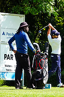 Antoine Rozner (FRA) in action during previews ahead of the Hauts de France-Pas de Calais Golf Open, played at Aa Saint-Omer GC, Saint Omer, France. 12/06/2019<br /> Picture: Golffile | Phil Inglis<br /> <br /> <br /> All photo usage must carry mandatory copyright credit (© Golffile | Phil Inglis)