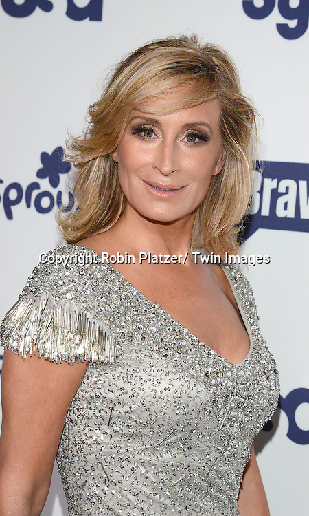 Sonja Morgan attends the NBCUniversal Cable Entertainment Upfront <br /> on May 15, 2014 at The Javits Center North Hall in New York City, New York, USA.