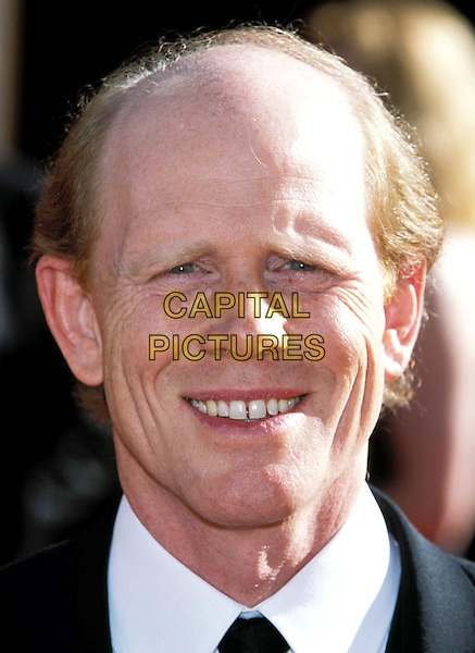 RON HOWARD.Golden Globe Awards.bald, director, headshot, portrait.www.capitalpictures.com.sales@capitalpictures.com.©Capital Pictures
