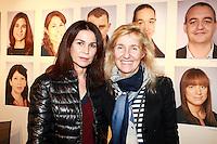 """VALERIE KAPRISKY & SYLVIE BOURGEOIS HAREL - Dedicace de Sylvie Bourgeois Harel pour la sortie de son nouveau livre """"Sophie ‡ Saint Tropez"""""""