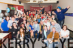 Killian McGovern, Kevin Barry's Estate Tralee celebrating his 21st birthday with family and friends at the Slievemish bar on Saturday