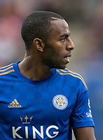 Ricardo Pereira of Leicester City during the Premier League match between Leicester City and Wolverhampton Wanderers at the King Power Stadium, Leicester, England on 10 August 2019. Photo by Andy Rowland.