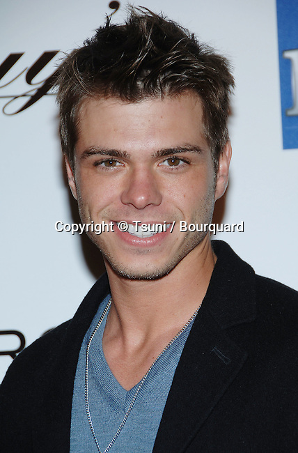 Matthew Lawrence arriving at the Guy's North Grand Opening in Los Angeles. February 19, 2006.