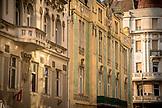 SERBIA, Belgrade, Old buildings in downtown Belgrade, Eastern Europe