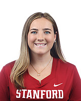Stanford, CA - September 20, 2019: Kelleigh Keating, Athlete and Staff Headshots