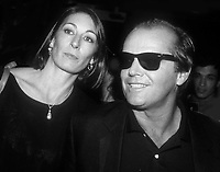 Angelica Houston Jack Nicholson 1979<br /> Photo By John Barrett/PHOTOlink.net / MediaPunch