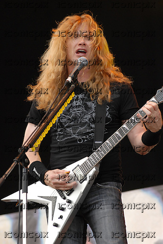 Megadeth | IconicPix Music Archive
