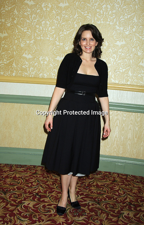 Honoree Tina Fey ..at The New York Women in Film and Televison 25th Annual ..Muse Awards Luncheon on December 13, 2005 at The New York Hilton Hotel. ..Photo by Robin Platzer, Twin Images