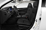 Front seat view of 2017 Chrysler 300 C 4 Door Sedan Front Seat  car photos