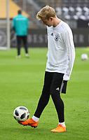Julian Brandt (Deutschland Germany) - 26.03.2018: Abschlusstraining der Deutschen Nationalmannschaft, Olympiastadion Berlin