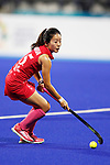 Yui Ishibashi (JPN), <br /> AUGUST 31, 2018 - Hockey : <br /> Women's Final match <br /> between Japan 2-1 India  <br /> at Gelora Bung Karno Hockey Field <br /> during the 2018 Jakarta Palembang Asian Games <br /> in Jakarta, Indonesia. <br /> (Photo by Naoki Morita/AFLO SPORT)