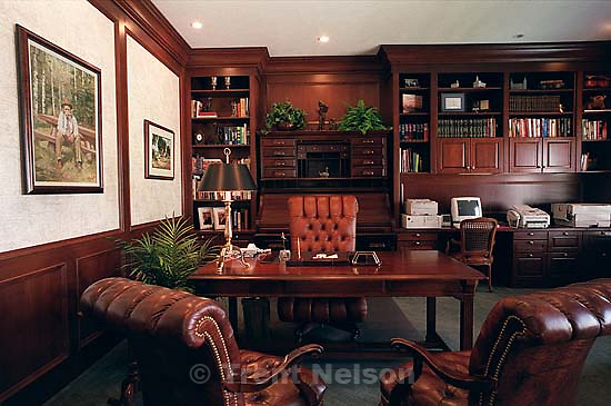 Interiors for Richardson.<br />