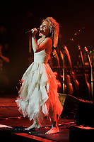 LONDON, ENGLAND - SEPTEMBER 12: Clare Bowen performing at Royal Festival Hall on September 12, 2018 in London, England.<br /> CAP/MAR<br /> &copy;MAR/Capital Pictures