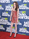 Kristen Stewart  at 2011 MTV Movie Awards held at Gibson Ampitheatre in Universal City, California on June 05,2011                                                                               © 2011 Hollywood Press Agency